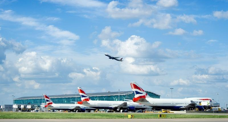 places to eat at heathrow terminal 5