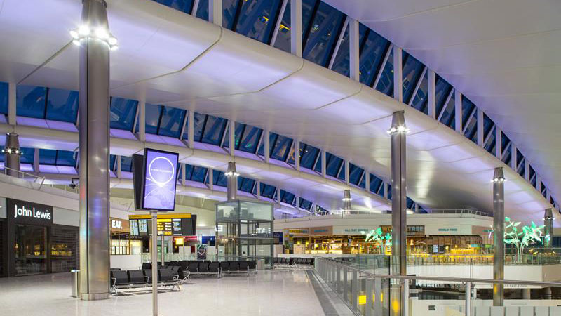 Read our child-friendly guide to Terminal 2