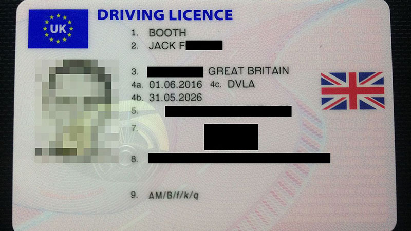 Check Car Insurance Expiry Date >> Have You Checked The 4b On Your Driving Licence It Could
